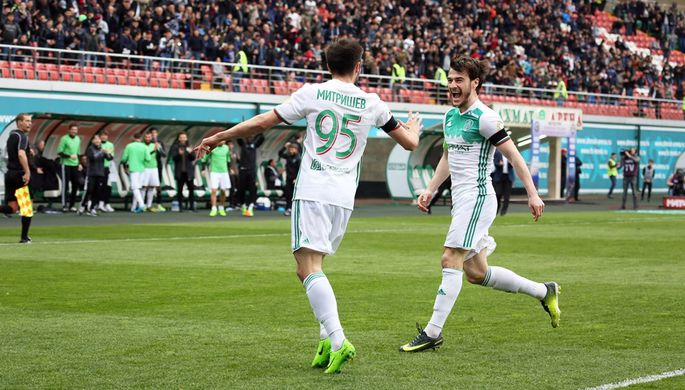 «Терек» обыграл «Арсенал» в матче РФПЛ