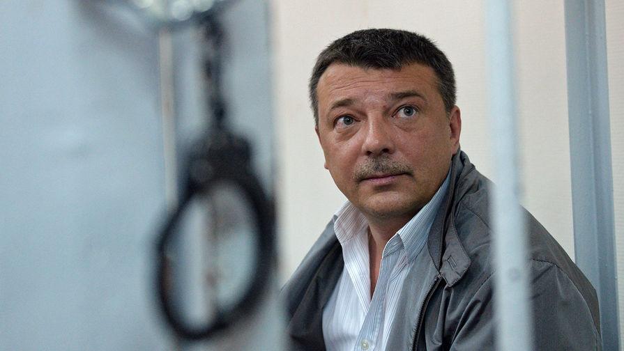 Полковник СКР Максименко получил 13 лет за взятку по делу ОПГ Шакро