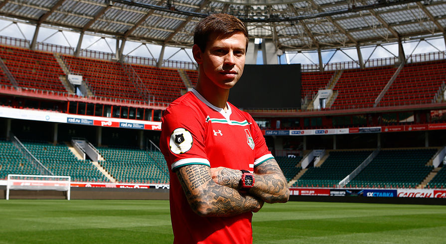 """Smolov will suffer for the sake of the Champions League """":"""" Locomotive """"instead of Europe"""