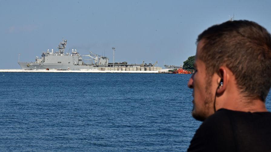 Получили по зубам: С выстрелами моряки России встретили НАТОвские корабли в Черном Море