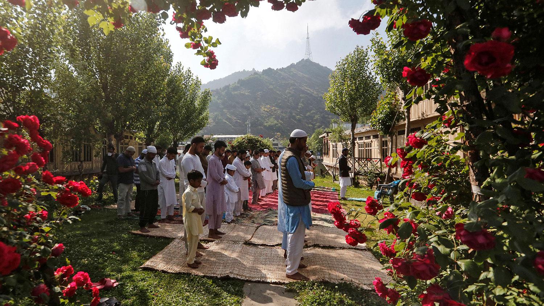 Кашмир, Пакистан