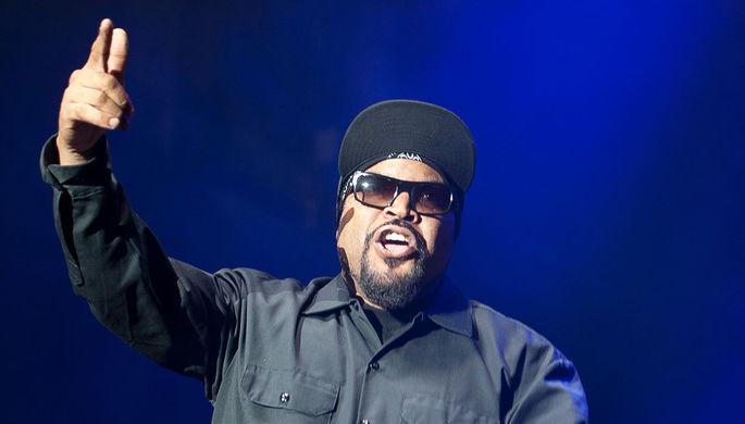 Рэпер Ice Cube