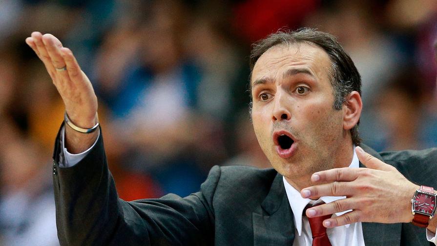 Новый главный тренер сборной России по баскетболу получит гражданство России