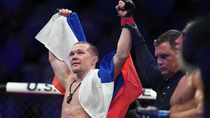 Россиянин Ян нокаутировал Фэйбера на турнире UFC 245