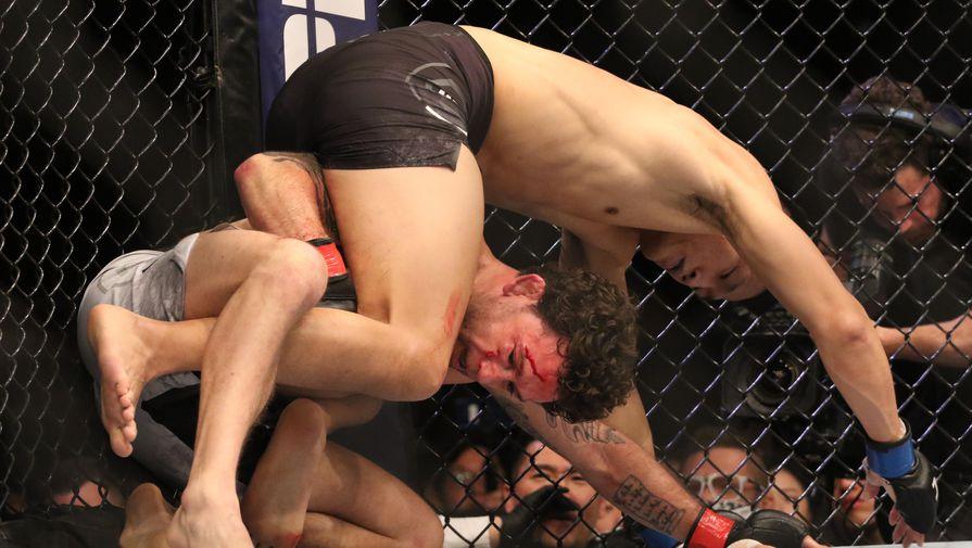 Корейский Зомби нокаутировал Фрэнки Эдгара на UFC Fight Night 165