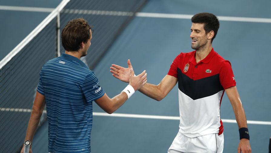 Медведев высказался о выходе в третий круг Australian Open