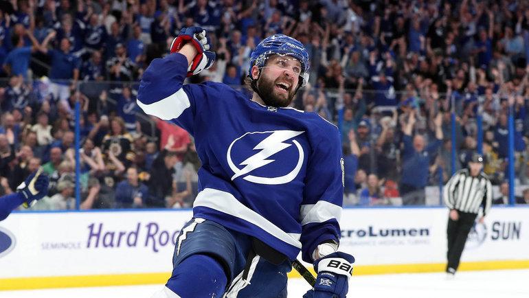 4. Никита Кучеров — хоккеист, 27 лет. Заработано денег: 11 870 000 $. Подписчиков в соцсетях: 232 798