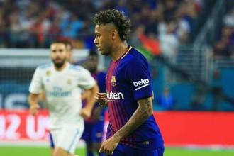 «Барселона» обыграла мадридский «Реал»