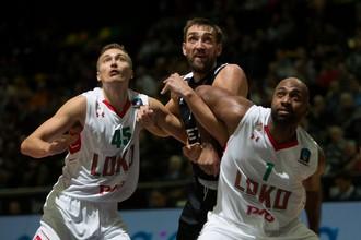 «Локомотив-Кубань» вновь показал свой класс