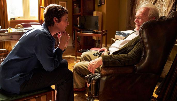 «Отец» с Энтони Хопкинсом и Оливией Колман — страшный фильм о жизни с деменцией