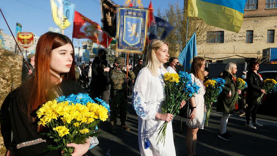 На Украине завели уголовное дело из-за националистского Марша вышиванок