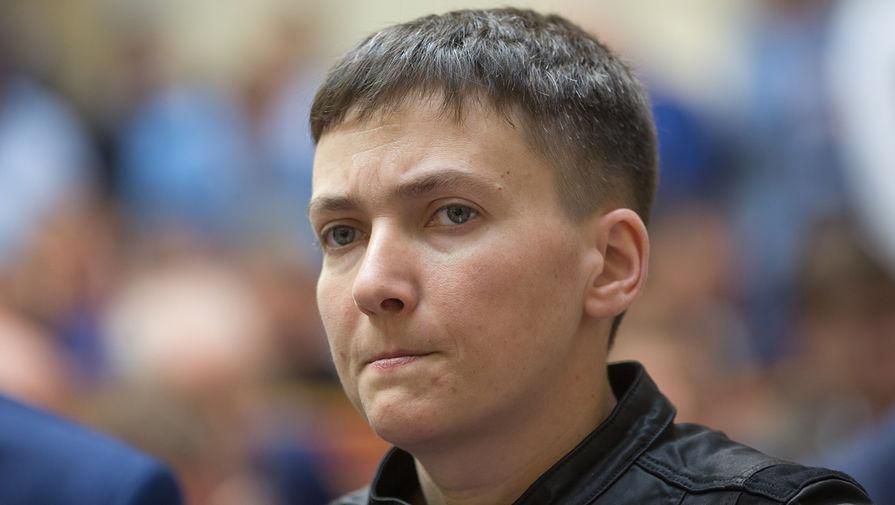 Савченко предсказала распад Украины