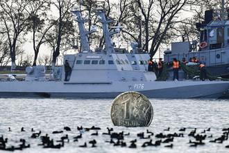 Жертва абордажа: рубль падает из-за конфликта в проливе
