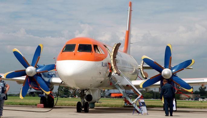 Кабина пилотов макета российско-китайского широкофюзеляжного самолета CR929 на авиасалоне МАКС, август 2019 года