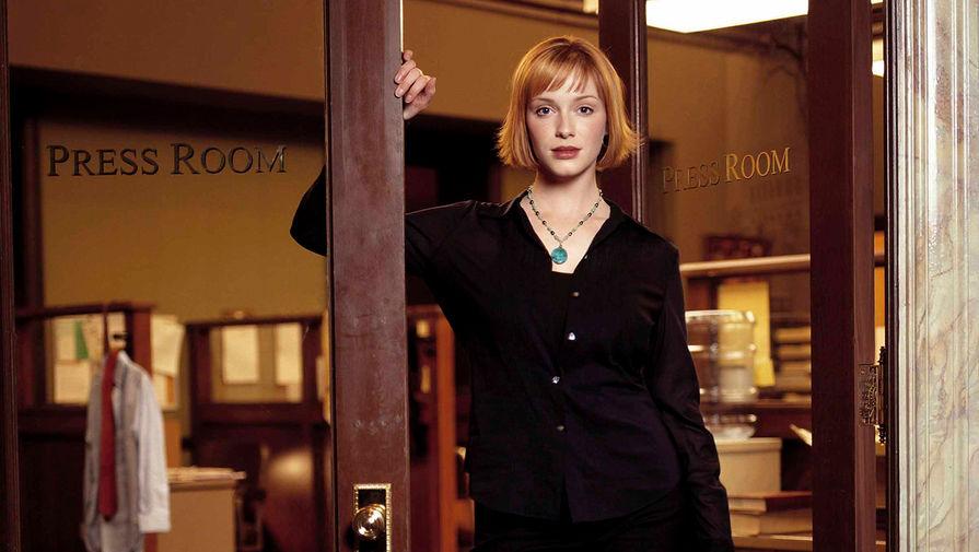 Кристина Хендрикс в сериале «Суд» (2002)