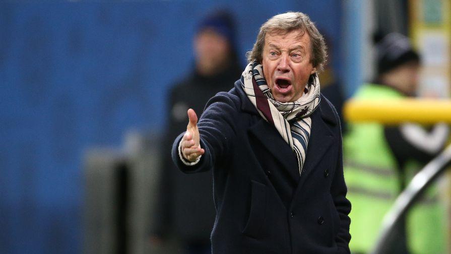 Бывший главный тренер «Локомотива» Юрий Семин