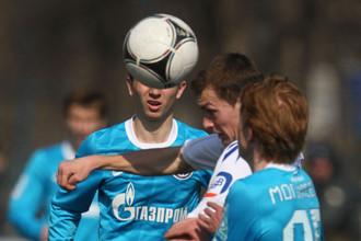 Игра, показанная молодежными составами «Зенита» и ЦСКА, радовала болельщиков