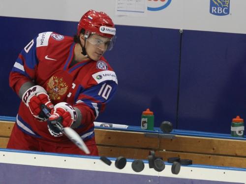 Наиль Якупов вступает в сезон с гордым званием первого номера драфта