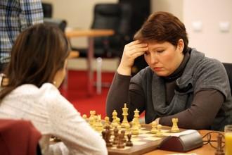Алиса Галлямова во время чемпионата мира в Астане