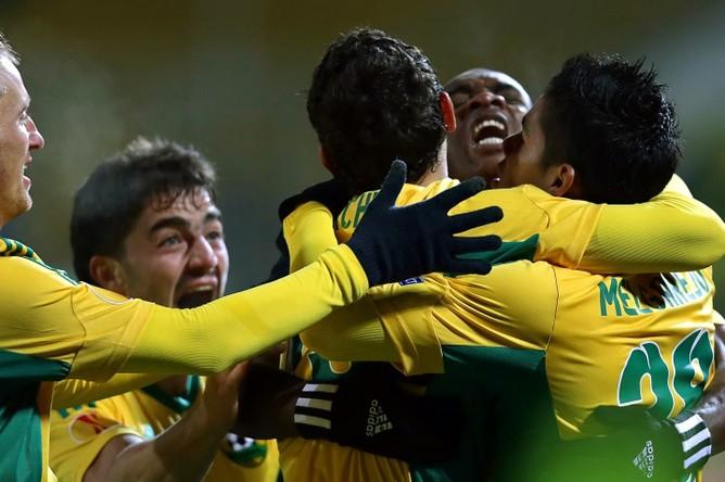 «Кубань» разгромила «Санкт-Галлен» 4:0 в матче группового этапа Лиги Европы.