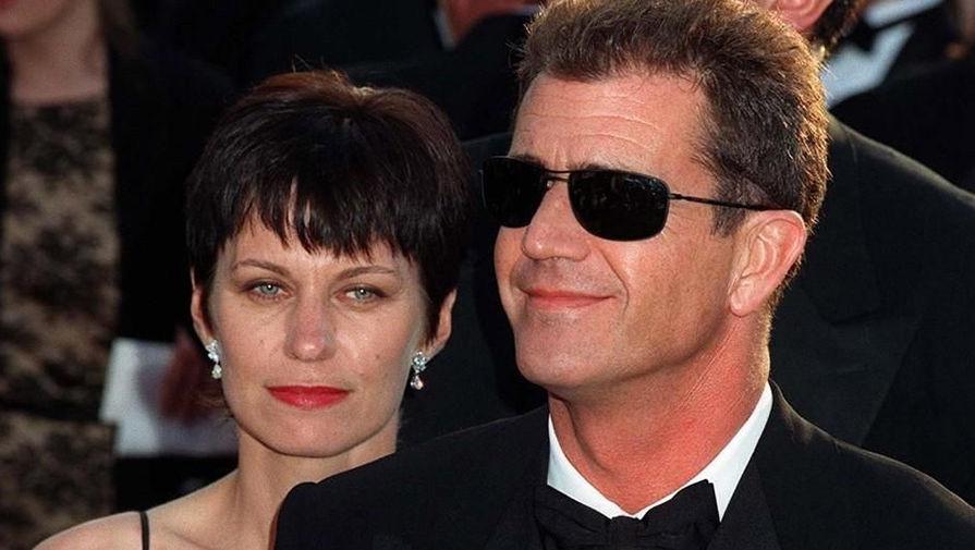 Мел Гибсон и Робин Мур. Пара поженилась в самом начале карьеры Гибсона, в 1980 году. У них семеро...
