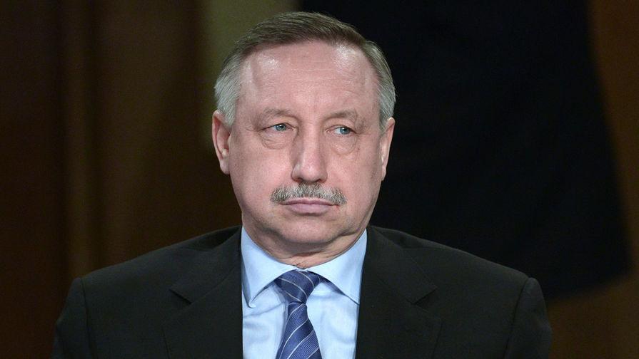 Губернатор Петербурга не исключил введение пропусков