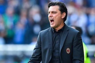 Винченцо Монтелла- экс-наставник «Милана»