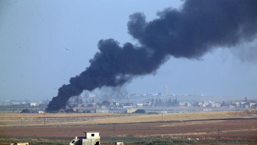 Количество погибших в ходе операции Турции в Сирии увеличилось