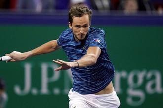 Новый трофей: Медведев выиграл финал турнира в Шанхае