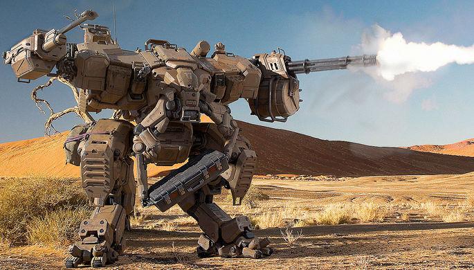 Война машин: Россия создает группировки боевых роботов