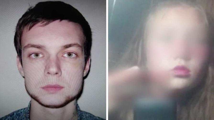 Подозреваемый в убийстве школьницы в Удмуртии (слева)