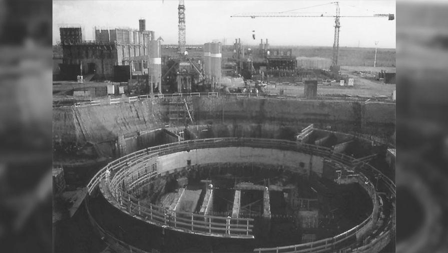 Ядерный реактор «Осирак» на территории Ирака