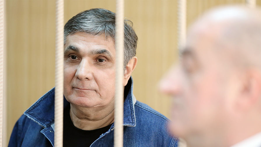 Захарий Калашов (Шакро Молодой)