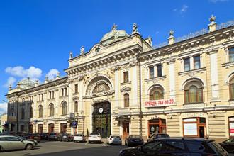 Сандуновские бани (Сандуны) в Москве