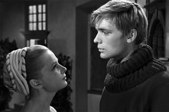 Кадр из фильма «Обыкновенное чудо», 1964 год