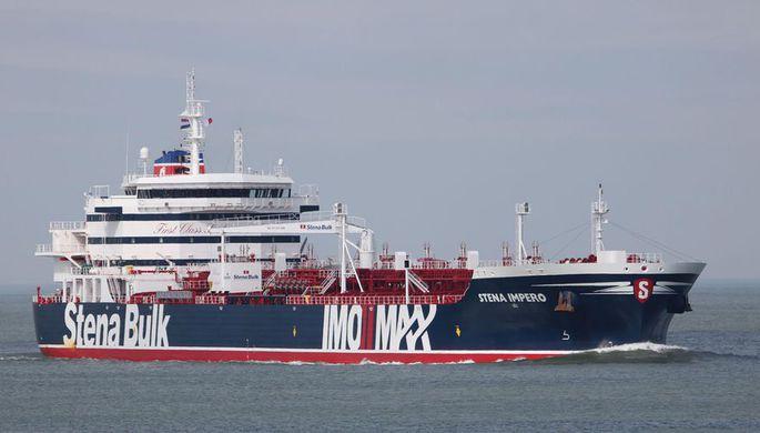 Контрабандное топливо: Иран задержал еще один танкер