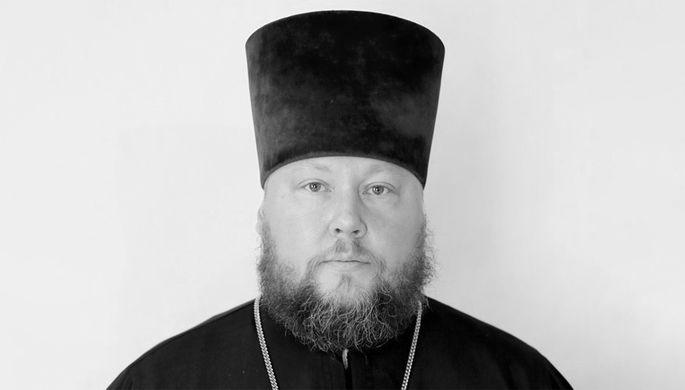 Настоятель Богоявленского Евлоховского собора Александр Агейкин