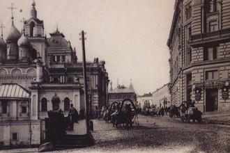 Улица Варварка, 1900 год