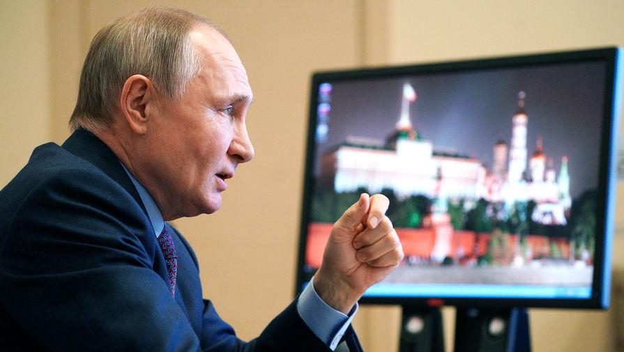 Путин назвал российскую вакцину от COVID-19 самой эффективной из существующих