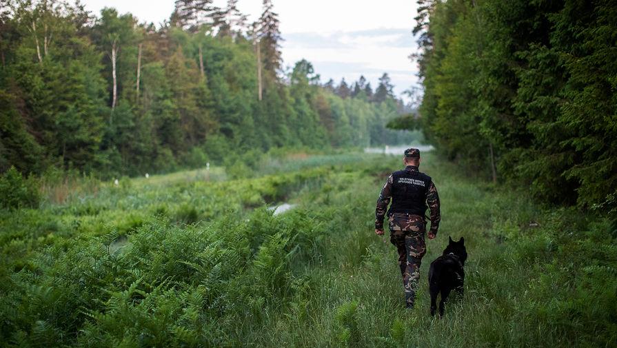ЕС пошлет в Литву вертолеты для контроля границы с Белоруссией