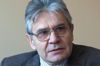 Академик Александр Сергеев, кандидат на пост президента РАН