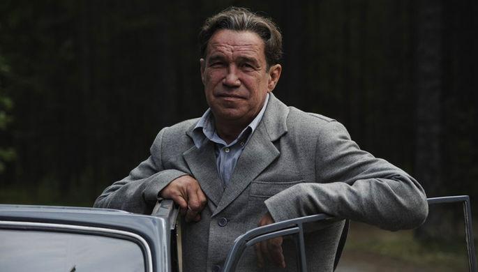 Сергей Гармаш в кадре из сериала «Пепел»