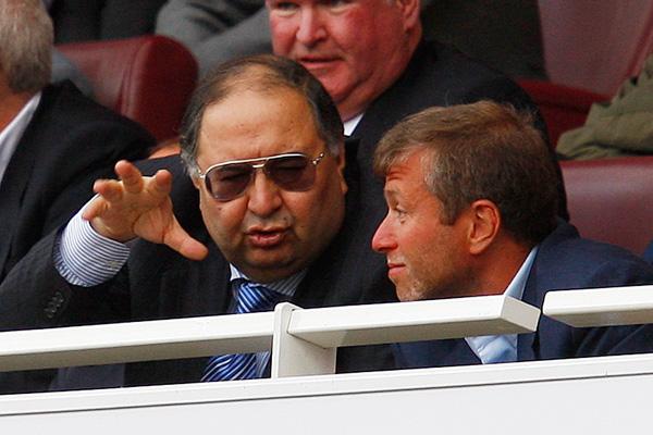 Усманов предоставит футбольному клубу из Узбекистана $100 млн