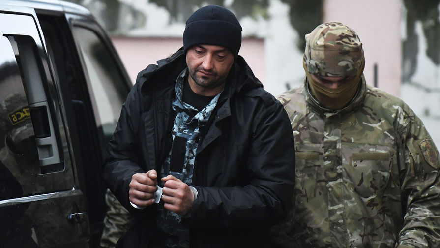 Источник сообщил о продлении следствия по делу украинских моряков