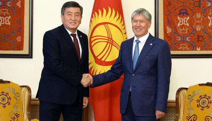 «Нож в спину»: чем закончится противостояние в Киргизии