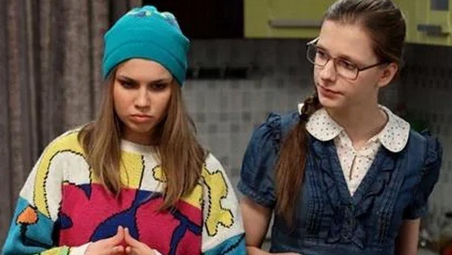 Кадр из сериала «Папины дочки»
