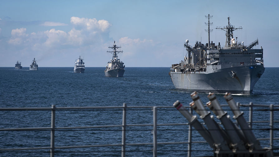 Учения НАТО на Балтике: Балтфлот поднял истребители