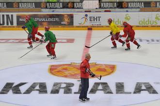 Сборная России готовится стартовать на Кубке «Карьялы»