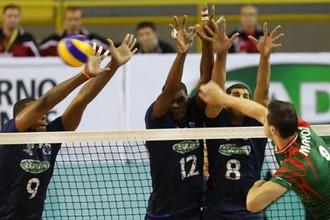 Бразильский блок в финале работал безупречно