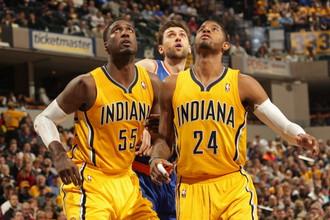 Баскетболисты «Индианы» легко обыграли гостей из «Нью-Йорк Никс»